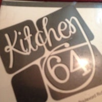 Photo taken at Kitchen 64 by John R. on 10/27/2013