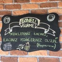 1/31/2016 tarihinde Esraziyaretçi tarafından Ezineli Gurme'de çekilen fotoğraf