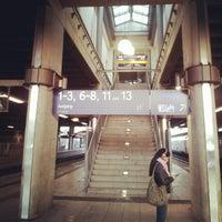 Das Foto wurde bei Mainz Hauptbahnhof von Kevin K. am 10/20/2012 aufgenommen