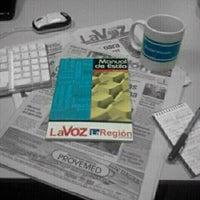 Photo taken at Diario La Región by Daniel M. on 1/29/2013
