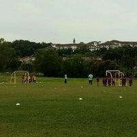 Photo taken at Stadium Mini Shah Alam by Papa Q. on 11/5/2016