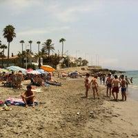 Снимок сделан в Playa La Torrecilla пользователем Maryse S. 7/15/2013