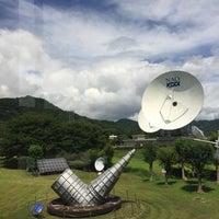 Photo taken at KDDI パラボラ館 by M.Yoshi on 8/13/2017