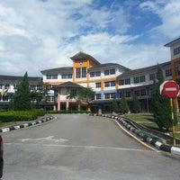 Photo taken at Universiti Teknologi MARA (UiTM) by Muhammad H. on 6/2/2013