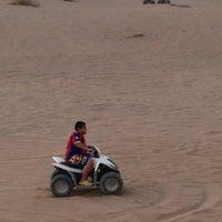 Photo taken at quad biking by EsSam A. on 8/12/2013