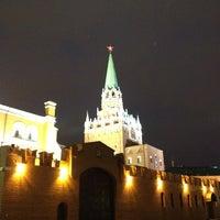 Photo taken at Aleksandrovskiy Garden by Maxim D. on 5/6/2013