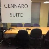 Photo taken at Gennaro Suite by Carl R. on 1/31/2013