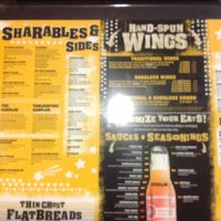 Photo taken at Buffalo Wild Wings by Carl R. on 5/16/2013