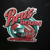 Photo taken at Bru's Room Sports Grill - Coconut Creek by Mark L. on 1/19/2013