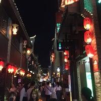 Photo taken at 正阳步行街 Guilin Walking Street by Leman O. on 5/27/2017