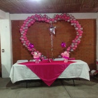 Photo taken at Salón Esmeralda by Joe C. on 5/11/2013