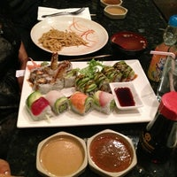Photo taken at Fujiyama Sushi and Hibachi Grill by Damaris A. on 3/16/2013