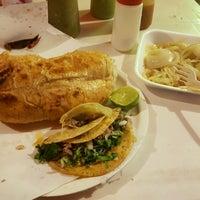 Photo taken at Tacos Bomberos by Alberto V. on 12/19/2016