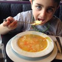 Photo taken at Positano Restaurant & Pizzeria by Nick S. on 3/30/2014