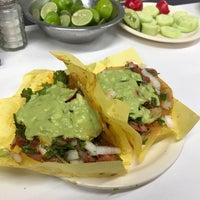 Photo taken at Tacos El Franc by Arturo P. on 3/5/2017