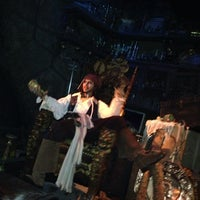 Photo taken at Pirates of the Caribbean by Arturo P. on 6/19/2013