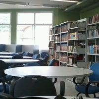 Photo taken at Biblioteca Emir de Macedo Gomes by Diego D. on 2/28/2013