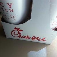 Photo taken at Chick-fil-A by Eduardo S. on 3/11/2013