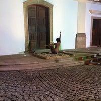 Photo taken at Espaco Cultural Igreja Da Barroquinha by Veronica G. on 7/25/2014