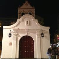 Photo taken at Ermita Zamarrilla by Sergio G. on 2/25/2013