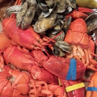 """Photo taken at Lobster Cooker """"The Cookah"""" by Mustafa A. on 5/17/2014"""