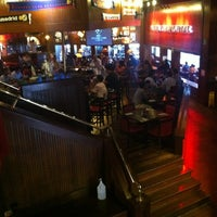 Photo taken at Fridays Montejo by Juan Carlos on 10/2/2012