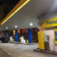 Photo taken at Gasolinera Disa by Carmen S. on 12/10/2017