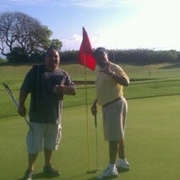 Photo taken at Wailua Golf Course by James J. on 10/7/2012