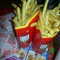 Photo taken at McDonald's by Endijs B. on 3/4/2013