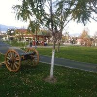 10/29/2013 tarihinde Asude O.ziyaretçi tarafından Karaçayır Parkı'de çekilen fotoğraf
