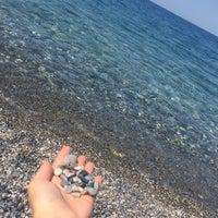 Photo taken at Ayanıs Sahili by Diclee on 9/1/2018