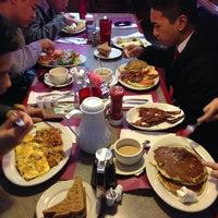 Photo taken at Broadway Diner by Chris P. on 3/10/2013