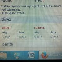 Photo taken at Akay Tekstil by Barış A. on 6/8/2015