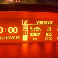 Photo taken at Akay Tekstil by Barış A. on 10/12/2015
