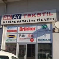 Photo taken at Akay Tekstil by Barış A. on 10/26/2017