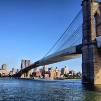 Foto tirada no(a) Brooklyn Bridge Park por Stephen em 6/1/2013