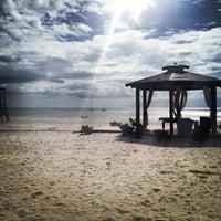 Photo taken at Wyndham Grand Playa Blanca by Heissel C. on 12/15/2012