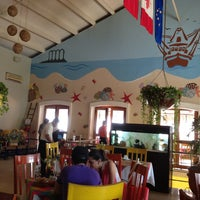 Photo taken at Mariscos Tino's by Leybi B. on 7/15/2013