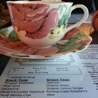 Photo taken at The Pandorica (Cup and Saucer Tea Room) by Rob D. on 10/26/2013