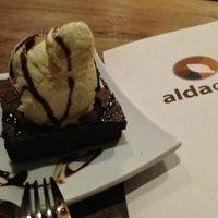 Photo taken at Alda Café by Vero L. on 5/21/2013