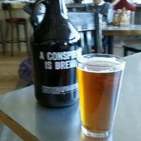 Photo taken at Taos Mesa Brewing by Scott C. on 10/27/2012