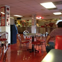 Photo taken at Mel's Hot Dogs by Sue H. on 1/26/2013