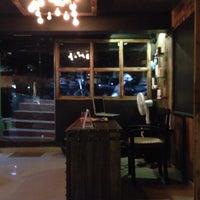 Photo taken at De Barbers Hair Lounge by Safi K. on 2/8/2014