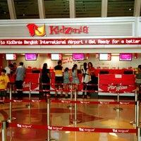 Photo taken at KidZania Bangkok by FiatZ L. on 5/26/2013