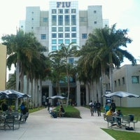 Photo taken at Florida International University by Nacho F. on 2/5/2013