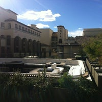 Photo taken at Fairmont Scottsdale Princess by Patrick T. on 2/24/2013