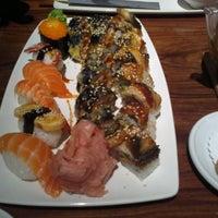 Photo taken at Silk Sushi Bar by Valarin on 6/12/2013