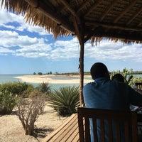 Photo taken at Antsanitia Resort by Alicia R. on 8/31/2016