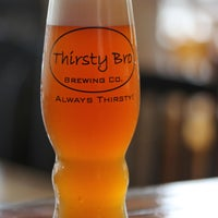Photo taken at Thirsty Bro Brewing Co by Thirsty Bro Brewing Co on 12/24/2017