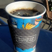 Photo taken at Second Cup by Darcy B. on 8/2/2015